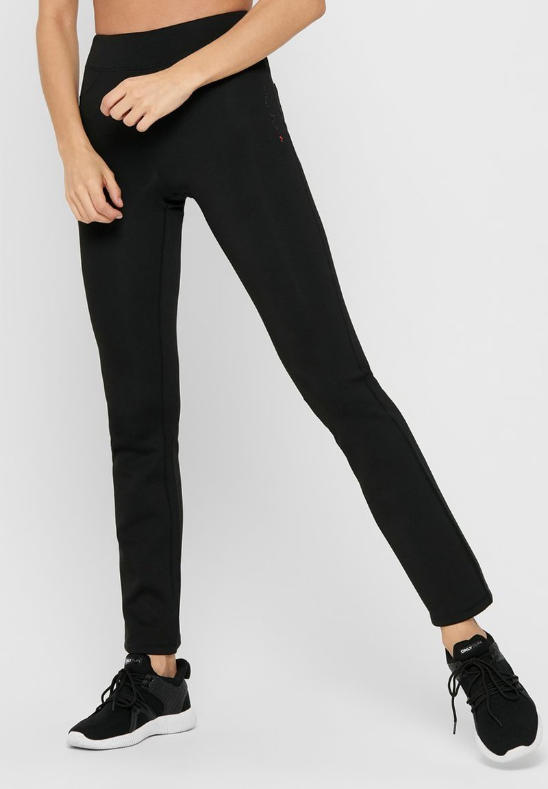ONLY Play - Pantalones - black