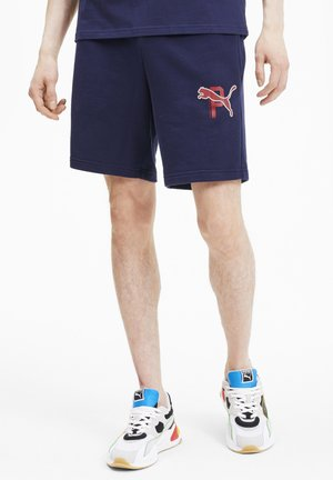 ATHLETICS  - Shorts - peacoat