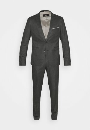 PULETTI SUIT - Kostym - grey