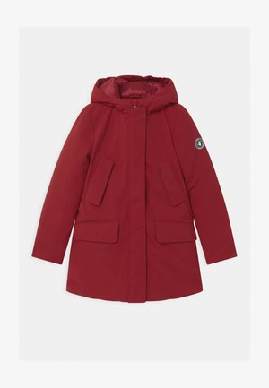 SMEGY - Winter coat - ruby red