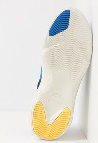 Lacoste - SUBRA IMPACT - Sneakersy niskie - navy/blue - 4