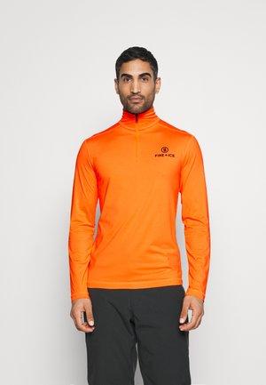 PASCAL - Long sleeved top - orange