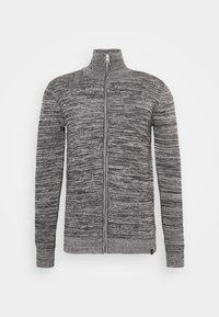 BADRIC - Cardigan - light grey melange