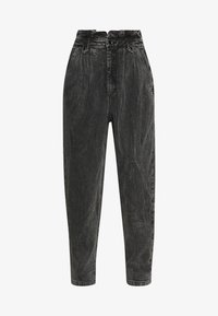 AVILINE - Relaxed fit jeans - medium grey