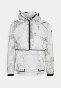 EA7 Emporio Armani - 2-IN-1 - Summer jacket - off-white - 0