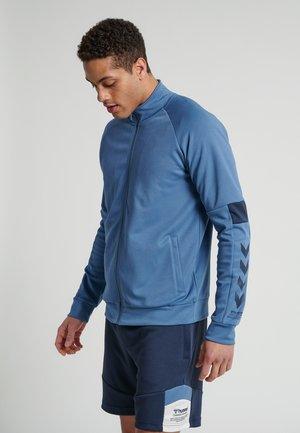 Training jacket - china blue