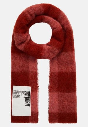 ETJAN - Scarf - red