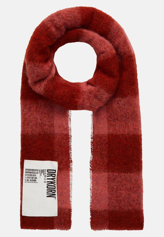 ETJAN - Sjaal - red