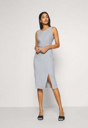 MONICA DRESS - Etuikjole - grey