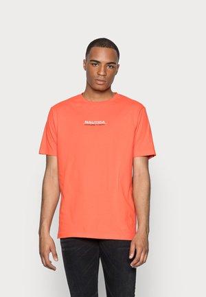 LARMAR TEE - T-shirt print - red