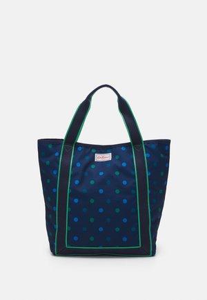 WEBBING TOTE - Tote bag - navy