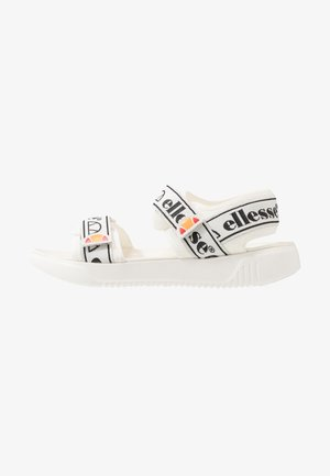 DENSO - Walking sandals - white