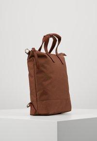 Jost - XCHANGE BAG MINI - Rucksack - midbrown - 3