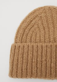 CLOSED - KNITTED HAT - Beanie - honey - 2