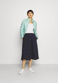 Esprit - A-line skirt - dark blue - 1