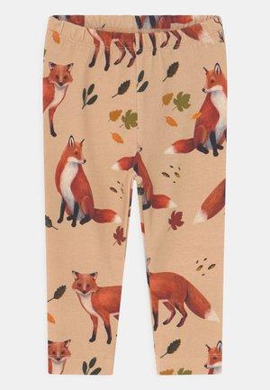 FOXES UNISEX - Leggings - brown