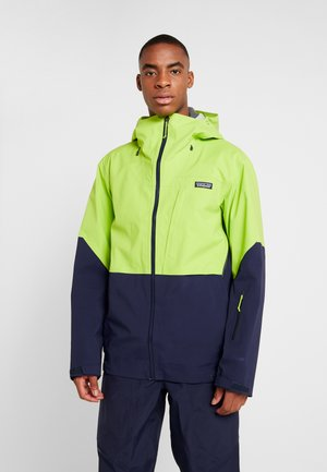 UNTRACKED - Ski jacket - peppergrass green