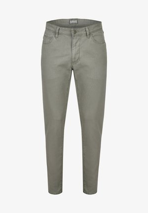 HUNTER STRUCTURE - Trousers - grey