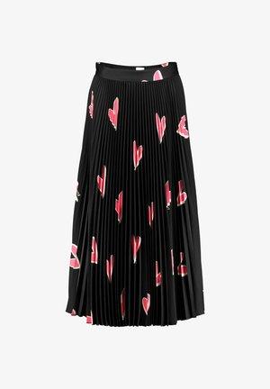 VALEFOROJUSTIN TEODORO - A-line skirt - schwarz