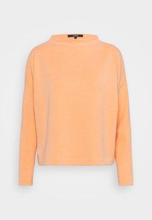 UPITA - Top sdlouhým rukávem - orange