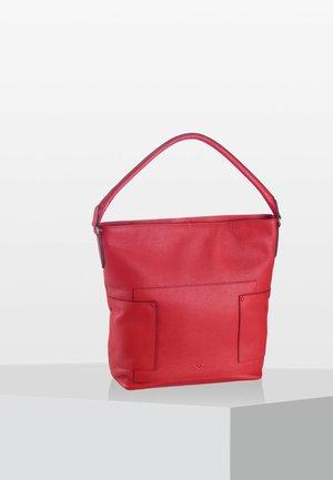 DELUXE  - Tote bag - scarlet