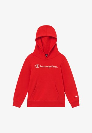 LEGACY AMERICAN CLASSICS HOODED UNISEX - Jersey con capucha - red