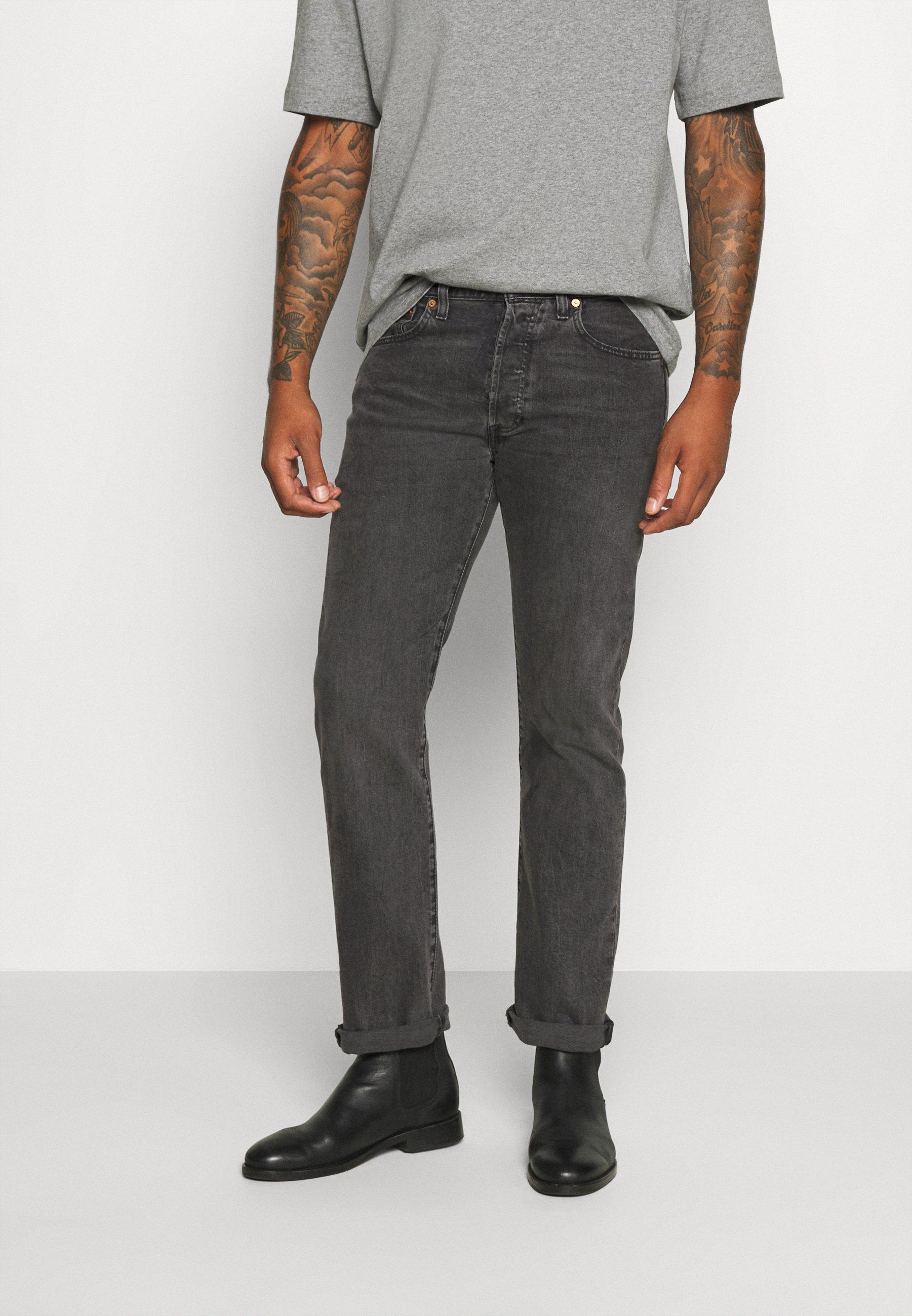 Men 501® LEVI'S® ORIGINAL FIT UNISEX - Straight leg jeans