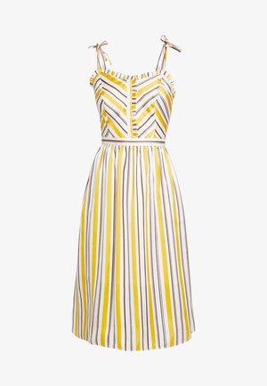 LIPA - Shirt dress - yellow