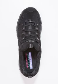 Skechers Sport - D'LITES - Baskets basses - black - 1