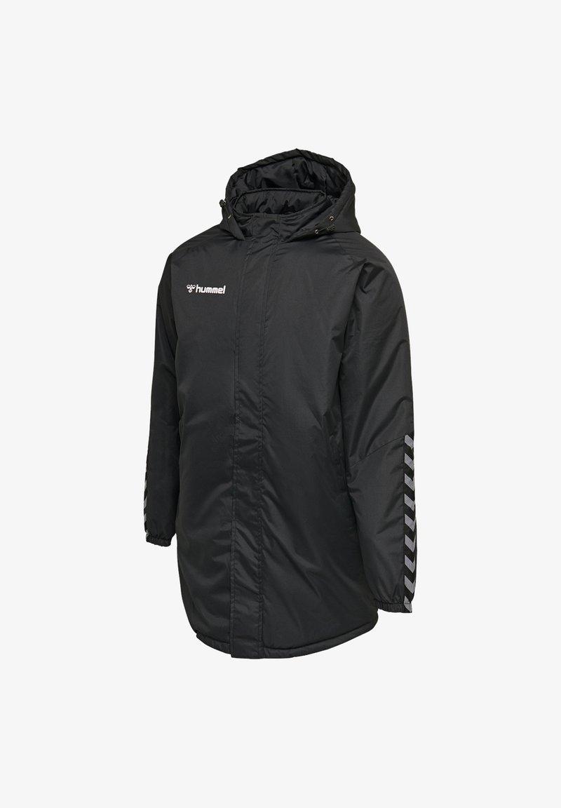 Hummel - Winter coat - schwarzweiss