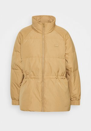ROSA FASHION - Down jacket - iced coffee