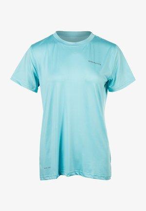 YONAN - Sports shirt - blue topaz