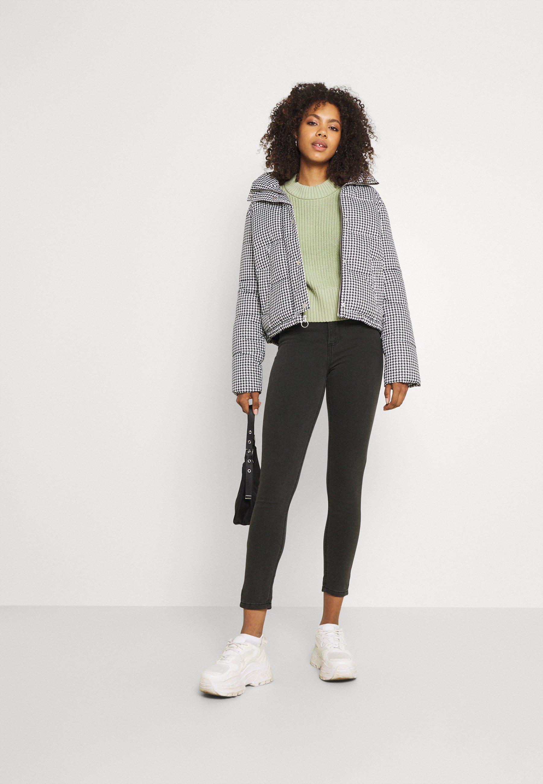 Women ULTRA HIGH SUPER STRETCH - Jeans Skinny Fit