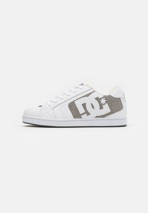 NET - Skate shoes - white/armor/white