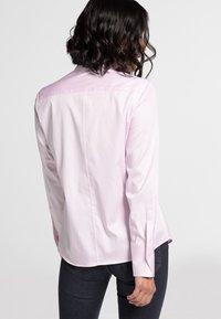 Eterna - MODERN CLASSIC - Button-down blouse - pink - 1