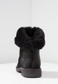 Felmini - CREPONA - Classic ankle boots - black - 5