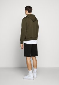 Polo Ralph Lauren - DOUBLE-KNIT FULL-ZIP HOODIE - Tröja med dragkedja - company olive - 2