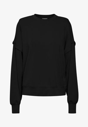 CHRISDA - Sweatshirt - black