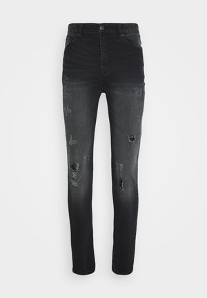 HAVEN  - Slim fit jeans - black