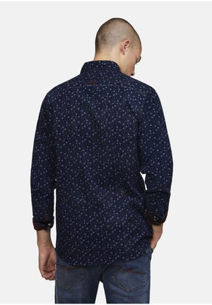 ISAAC - Shirt - navy