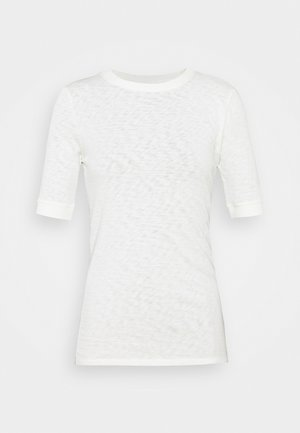 MODERN - Basic T-shirt - scandinavian white