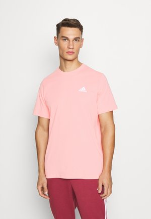 SNACK TEE - T-shirt med print - glory pink