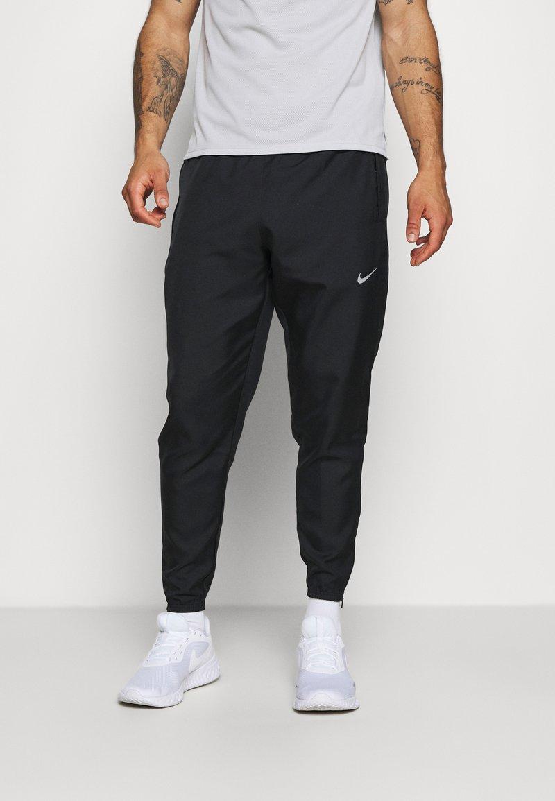 Nike Performance - NIKE RUN DIVISION - Pantalon de survêtement - black/silver