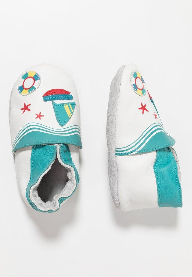 LIFEGUARD - Scarpe neonato - blanc/turquoise