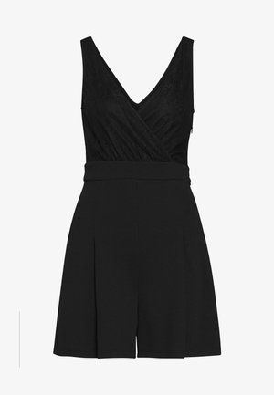 ONLMONNA WRAP PLAYSUIT - Jumpsuit - black