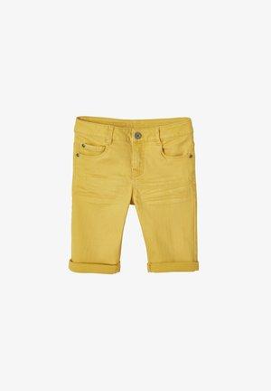 Shorts - senfgelb