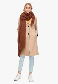 s.Oliver - Scarf - brown - 1
