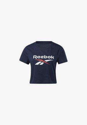CLASSICS BIG LOGO T-SHIRT - T-shirt con stampa - blue