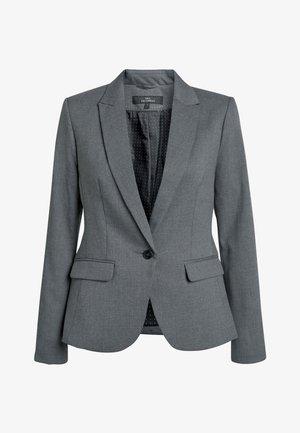 SINGLE BREASTED - Blazer - grey
