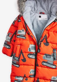 Next - Snowsuit - red - 2